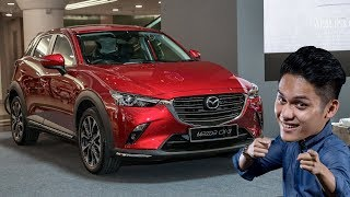 QUICK LOOK: 2018 Mazda CX-3 facelift in Malaysia - RM121k