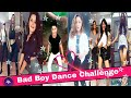 Bad Boy Dance Challenge Musically Compilation Badboy Musically India Compilation mp3