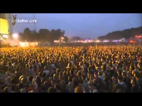 Rise Against - Midnight Hands (Live at Hurricane Festival) [2012]