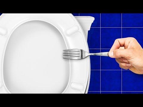 15 BATHROOM HACKS THAT WORTH A MILLION DOLLARS