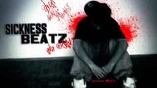Sickness Beatz - Hard Gangster Rap Instrumental *Epic Style Banger*
