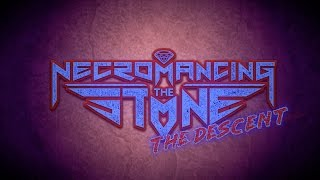 NECROMANCING THE STONE - The Descent (Lyric Video)