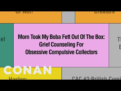 download lagu Even More SDCC Panels With Short Lines - CONAN on TBS gratis