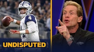 Skip Bayless picks the Cowboys in an NFC East showdown vs the Eagles   NFL   UNDISPUTED