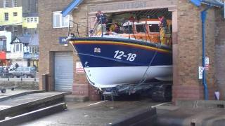 Scarborough Lifeboat 16 March 2010