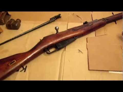 Episode 2: Mosin Nagant 91/30 Unboxing Video and Review