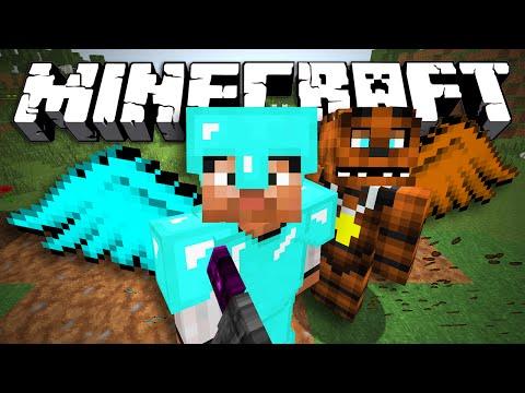КРЫЛАТАЯ БРАТВА - Minecraft (Обзор Модов)