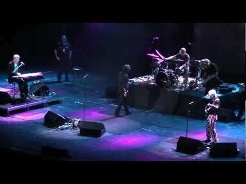 The Doors - Ray Manzarek&Robby Krieger - Break on Through (live in Moscow) 07.07.2011 hd 1080p