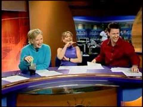 During The Daily Buzz's infancy, Mitch created a game show called Dysfunctional Family Feud. The game would go on hiatus for 2 years...here's why. http://www...