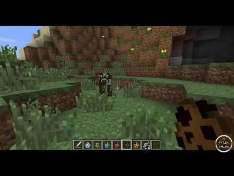 Minecraft 1.7.2 - Review de More Nature MOD - ESPAÑOL TUTORIAL