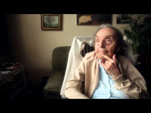 Inspirational, pianist, Holocaust Survivor,  Alice Herz-Sommer - 109 years old