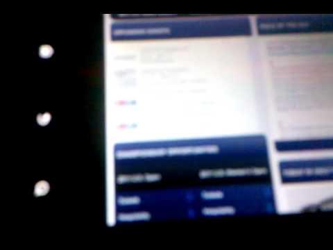 Yancy Demos A DroidX on USGA - WGT.com