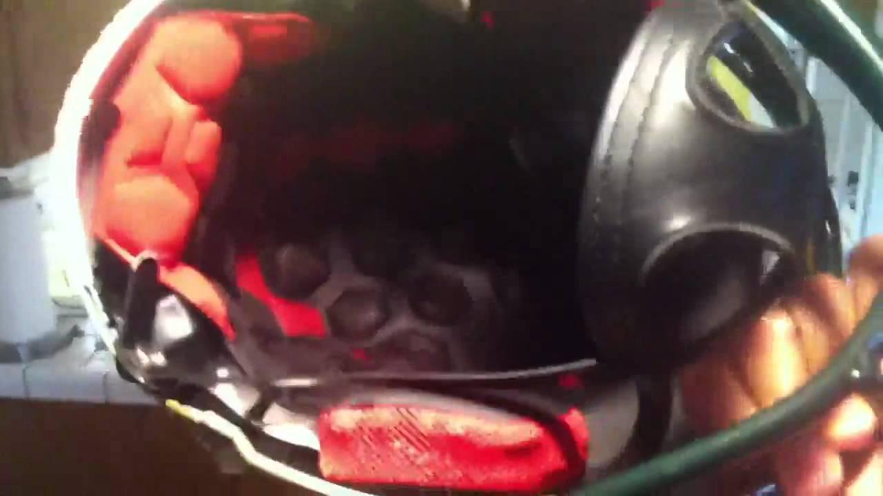 Riddell 360 Helmet unboxing/