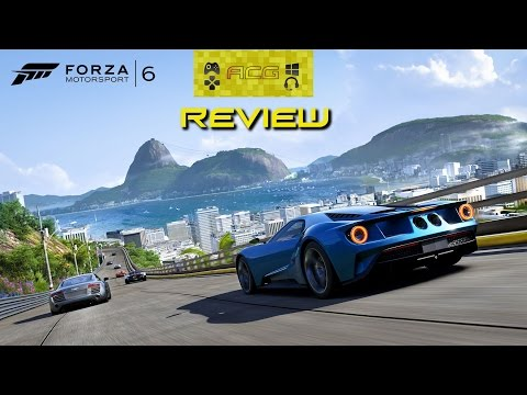 Forza Motorsport 6 Review -