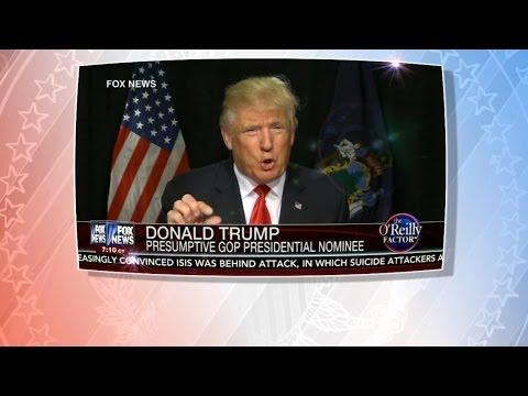 Trump Attacks Clinton on ISIS, Benghazi