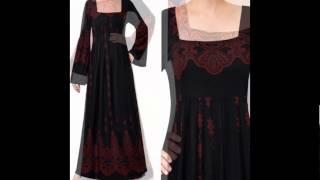 Robes longues,tuniques,hijabs, ensembles de la boutique Maryamstyle 01