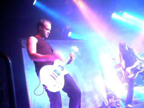 Amorphis - Intro + Song Of The Sage Live in Bochum 2011