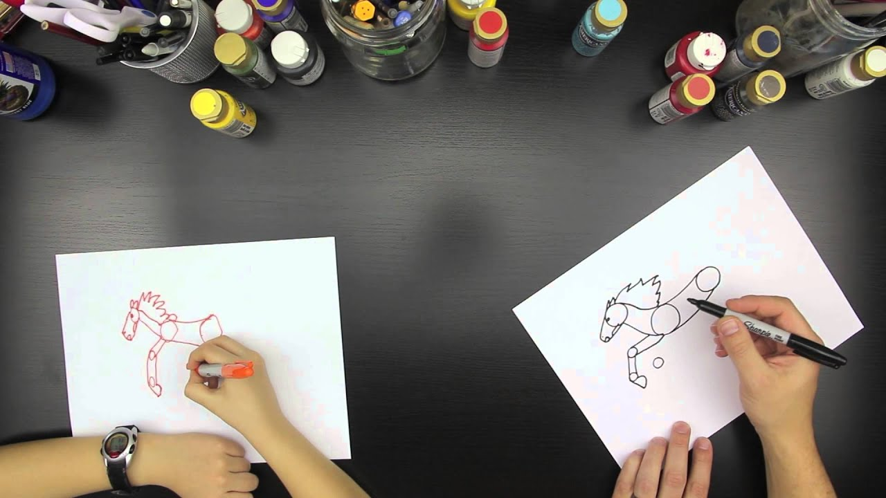 Drawings From Art For Kids Hub