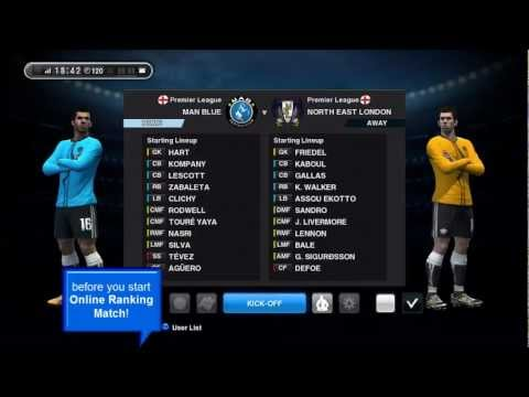PES 2013 How to - Best Game Plan, Formation, Ranking Match - Winning