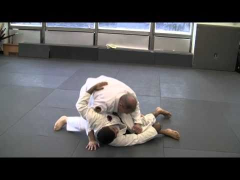 BJJ Technique - Vitor Shaolin Ribiero - Spider Guard Sweep Image 1