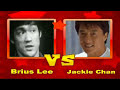 Jackie Chan VS Bruce Lee Image 2