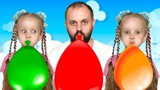Balloon song Mainan dan lagu anak-anak 교육으로 동요와 아기의 노래를 القوافي التعليمية وأغاني الأطفال