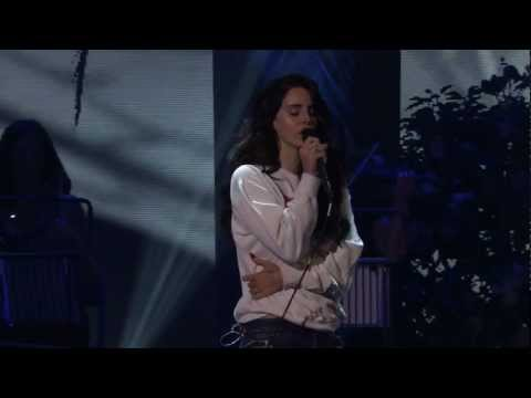 Lana Del Rey - Itunes Festival 2012 (full Concert Hd) 1080p video