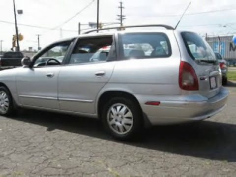 2000 DAEWOO NUBIRA