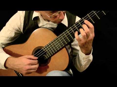 Leo Brouwer - Cancion De Cuna