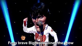 Bigheads | The Elvis Presley Song