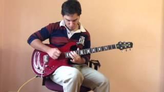 Academia Hermans Video - Saludo de Cristian Lafont ( Argentina ) para Academia de la Musi-K.