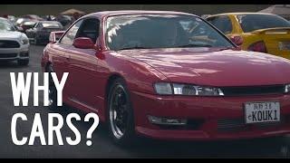 Why do you like cars?