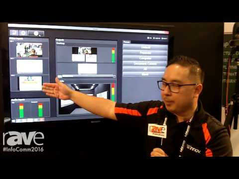 InfoComm 2016: Winnov Launches Amalga Software