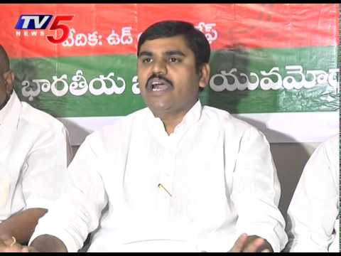 Large Number of Youth Attracted to BJP Membership Drive ? :TV5 News