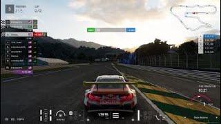 Gran Turismo®SPORT Kyoto driving Park M6 GT3