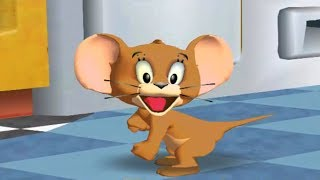 Tom and Jery Games 2 - Tom and Jerry in War of the Whiskers - Tom & Jerry Cartoon game