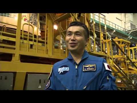Brightly-Painted Olympic Soyuz Ready for Space Station Flight | NASA Science HD