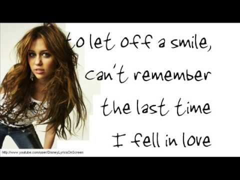 Miley Cyrus - Finally Home