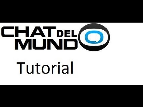 Chat del mundo red social-Tutorial