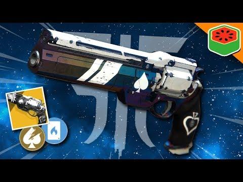 Ace of Spades - BEST Exotic Hand Cannon   Destiny 2 Forsaken thumbnail
