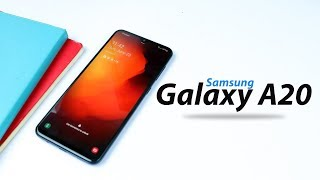 Samsung Galaxy A20 - Budget Excellence?