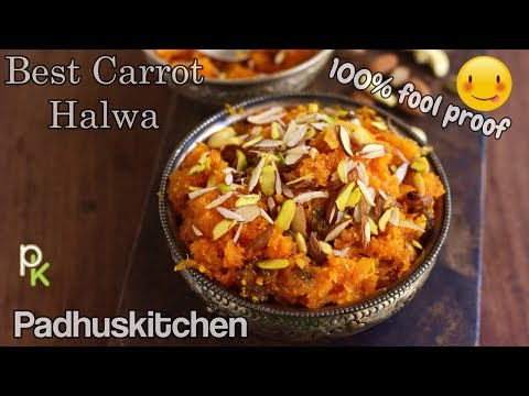 Gajar Ka Halwa-Carrot Halwa Recipe