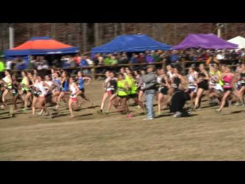Nike Cross Southeast Regional High School GIrls