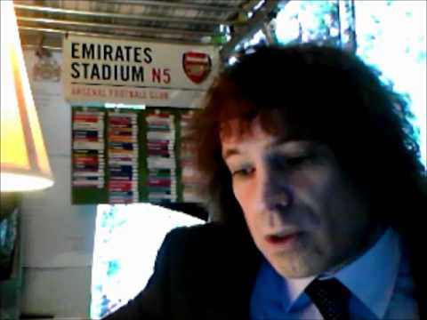 The Loose Cannon Vlog 14 on Arsenal FC