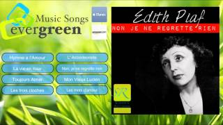 Edith Piaf Non Je ne regrette rien  Original Full Album Remastering