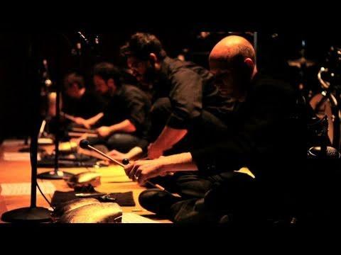 Glenn Kotche: Composing Drumkit Quartets