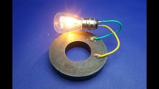 wireless free energy new 2019 _ DIY science experiments