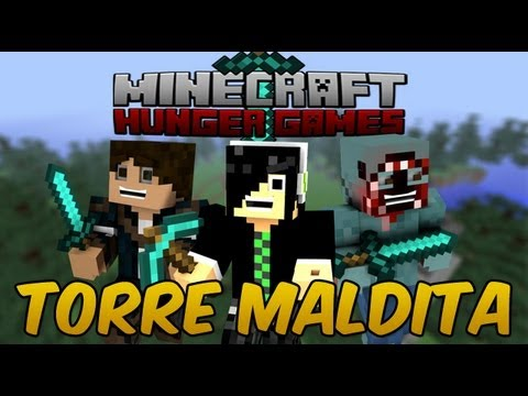HungerGames - Torre Maldita(ft.Budokan,Clocraft)