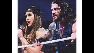 Roman Reigns & Nikki Bella   WWE Edit