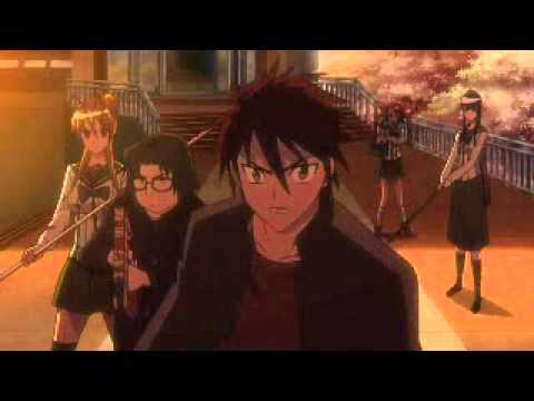 Amv High School Of The Dead- Who Do You Voodoo Bitch video